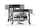 中山惠普大幅面低价二手打印机HP Designjet500