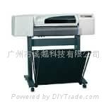 惠普(中山)HP 510大幅面打印機展銷