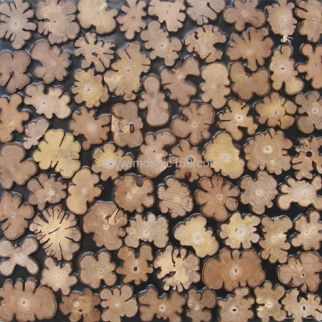 round design home decoration wooden wall panels - JH-S03 - Gimare ...
