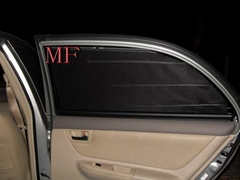automatic car back side shade