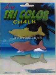 海洋动物工艺粉笔