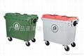塑料垃圾桶 2