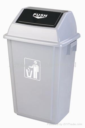 塑料垃圾桶 1