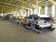 cement paper bag production line