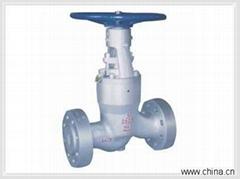 carbon steel pressure seal globe valve