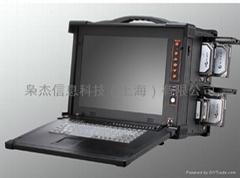 梟杰科技XJ-850下翻式加固便攜機