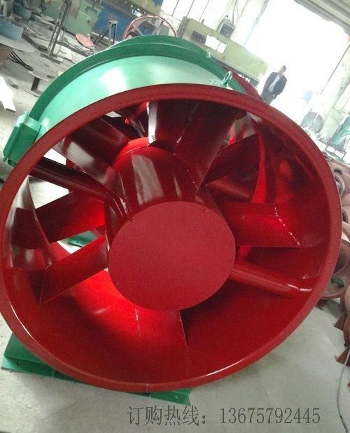 htf(a)轴流式消防排烟风机