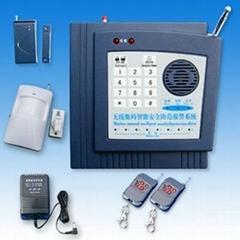 LB2008E防盗报警器