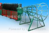 三級鋼調直切斷機設備