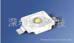 LUW-W5AM 3WLED  白光燈珠 1