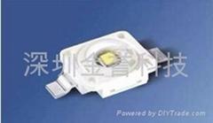 LUW-W5AM 3WLED  白光灯珠