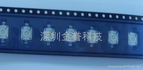 欧司朗LED  LUW-W5AM 3WLED 2