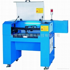 Label Laser Cutting Machine