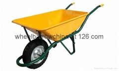 wheelbarrow carretilla