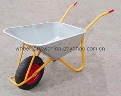 construction wheelbarrow