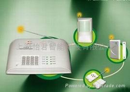 家庭無線報警器 1