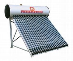 solar water heater (pressured)