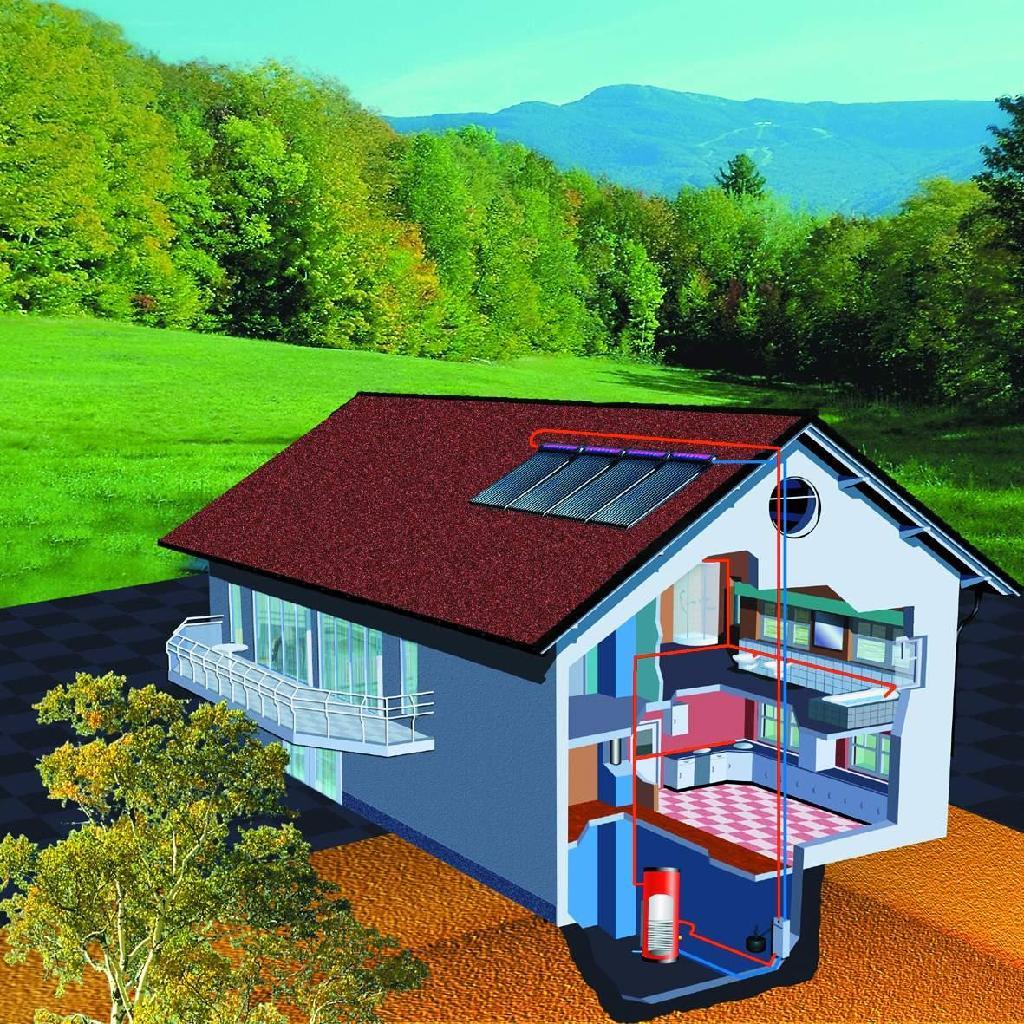 太阳能集热器-SLU 5