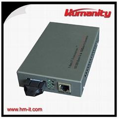 10/100M fast Etherent media converter