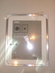 铝合金A4A3A2证件框架