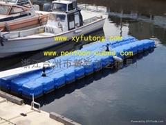 摩托艇靠泊艇位