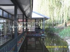 浮筒水上平台餐廳舞臺