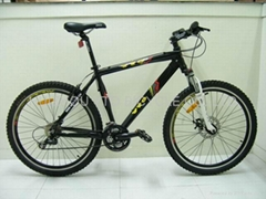 Mountain bike/bicycle(front suspension)
