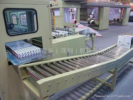 深圳A4复印纸包装机 2