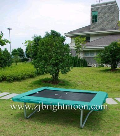 Rectangle Trampoline 5ft X 7ft Bright Moon China