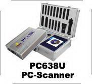 Automotive diagnostic equipment PC638U PC-Scanner