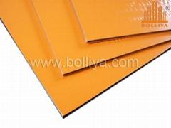 Aluminium Composite Board (PF829 Orange)