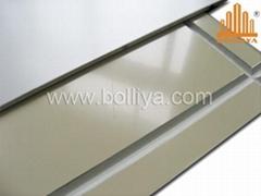 Aluminum palstic Composite Panel (PF810 Fireproof/Incombutible)