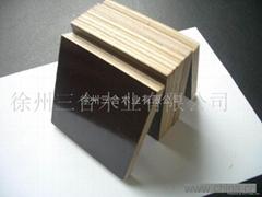 覆膜膠合板