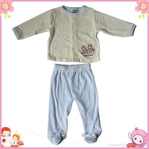 Baby suit stock 3