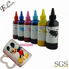 printing ink sublimation ink for epson SX100/SX200/SX400 4 color printer