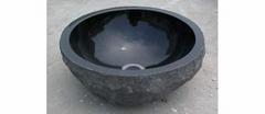 Granite Bathroom Sinks (Shanxi Black)