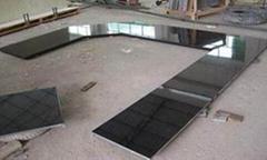 Granite Countertop (Black Galaxy)