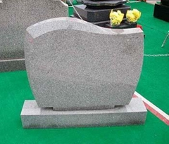 Light Grey Granite Monuments