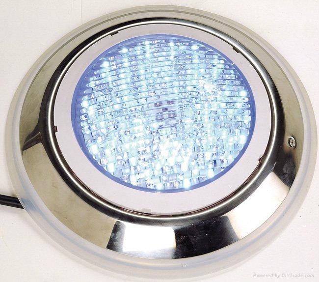 Remte control Resin IP68 waterproof Underwater swimming pool Light