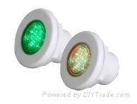 Wifi remote control IP68 waterproof  LED underwater swimming Pool light HT026C 1