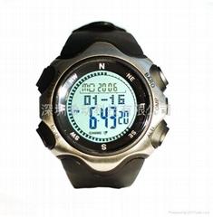 登山手錶,指南針