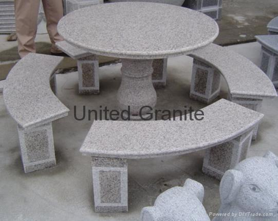 Table and Chair 3