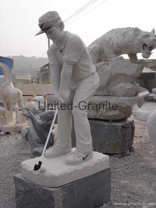 Human sculpture 4