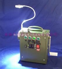 KON-100WPA自发电应急移动电源