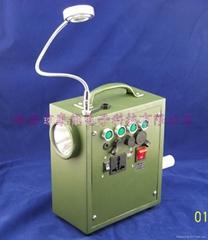 KON-200WP自发电应急移动电源