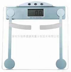 electronic scale/body fat scale/