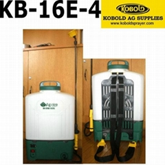 KB-16E-4 16L Electric Knapsack Sprayer