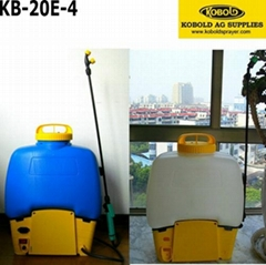 KB-20E-4 20L Battery Operated Sprayer