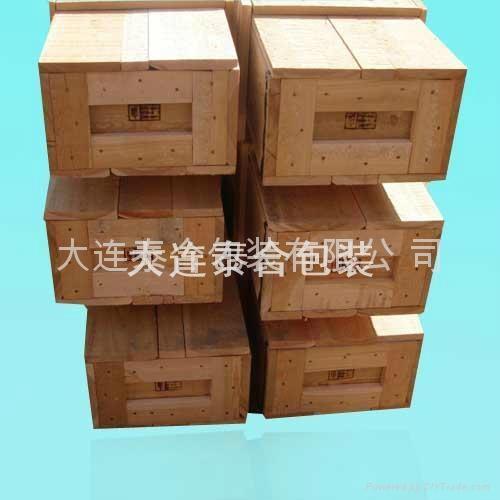 木质包装箱 大连泰合包装有限公司 中国 生产商 包装用品 包装印刷 纸