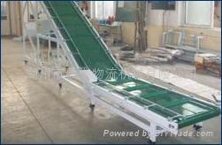 装卸用移动升降式皮带输送机 1